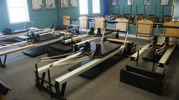 Pilates Reformer Classes Body Symmetry