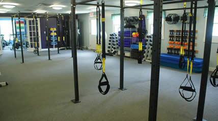 TRX Classes Body Symmetry